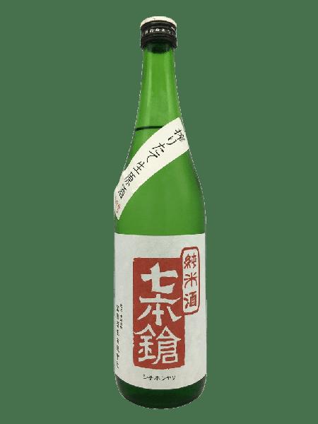 七本鎗 吟吹雪 純米 搾立生原酒 - SAKEBOY 清酒男孩