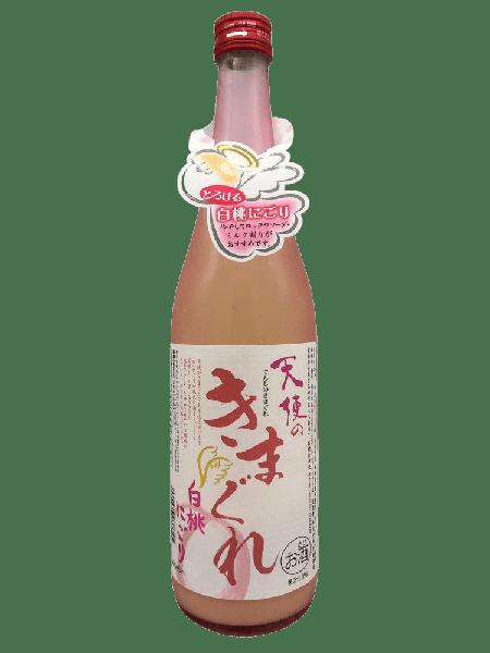 京姫 天使之気紛 白桃濁酒 [720ml] - SAKEBOY 清酒男孩