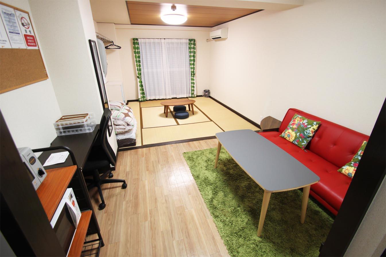 Kagurazaka Yaraicho Apartments