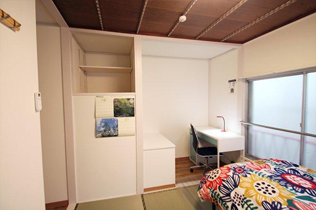 Katsushika Yotsugi Apartment House