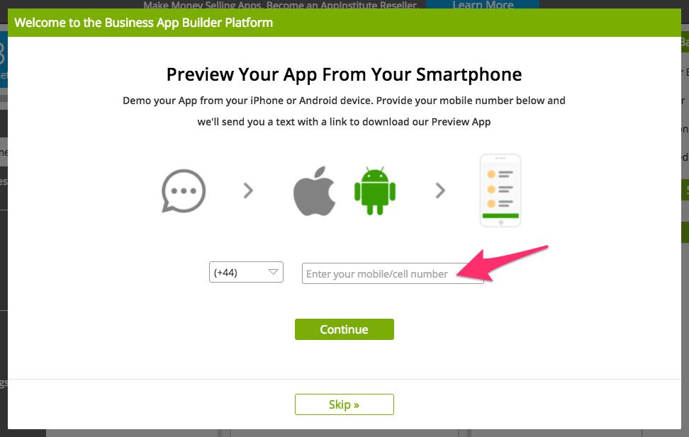 Make an iPhone app - Step 4