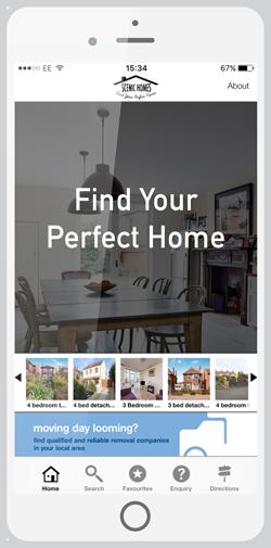 Estate Agent App