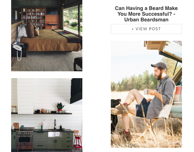On Its Tumbr, Beardbrand Is Less a Brand Than It Is a Lifestyle Choice.