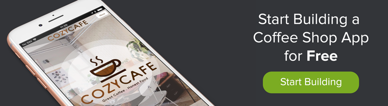 Create Your Own Coffee Shop App for Free