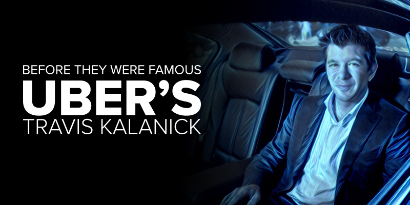 App Builders Before They Were Famous: Uber's Travis Kalanick