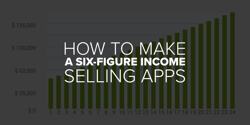 How To Make Money Selling Apps