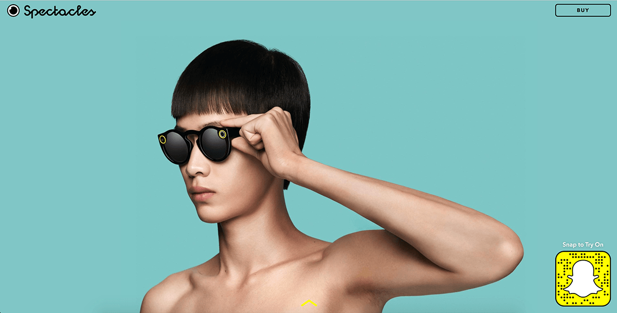 snapchat spectacles