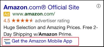 Amazon App Extensions
