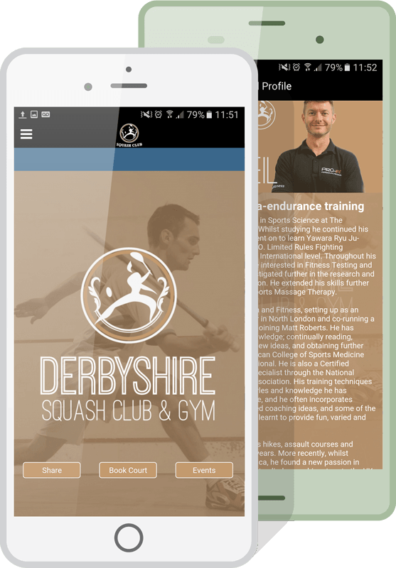 Custom Gym App
