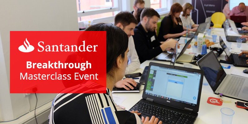 Santander banks on AppInstitute to deliver mobile marketing masterclass