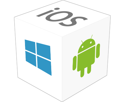 Ios Android and Windows