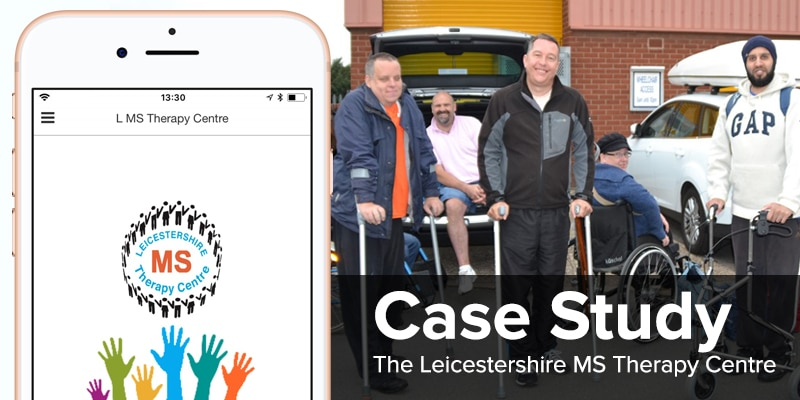 Case Study: Leicestershire MS Centre