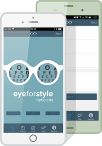 optician app for ios and android