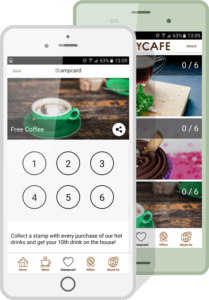 loyalty card app