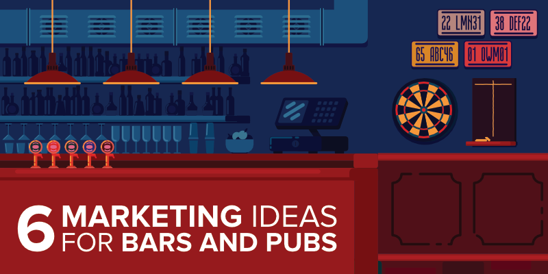 Bar Marketing: 6 Ideas for Bars and Pubs - AppInstitute
