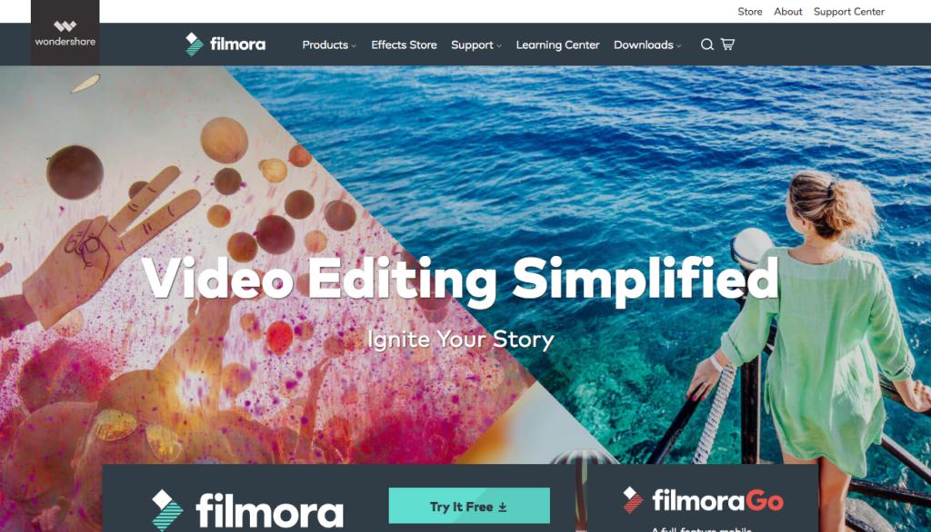 Filmora Video Marketing Tools
