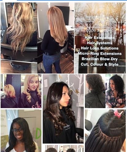 google business listing hair salon photos