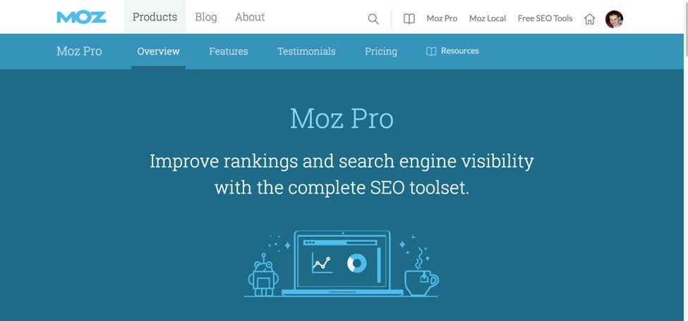 Moz Pro Tools