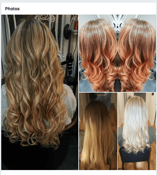 Partick-U-Lar Hair Salon Marketing