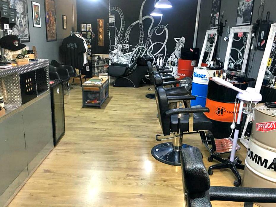 seadogs barbershop
