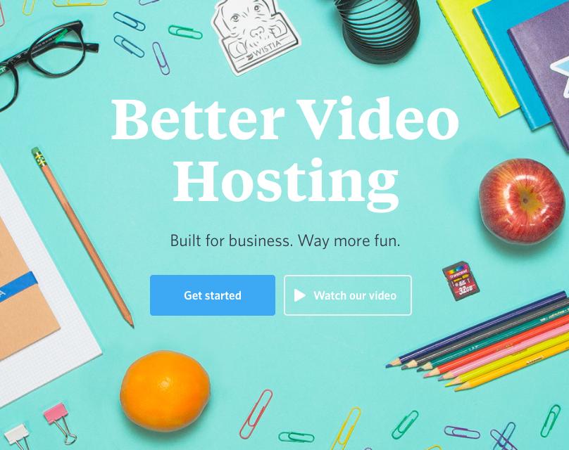 Wistia Video Marketing Tools