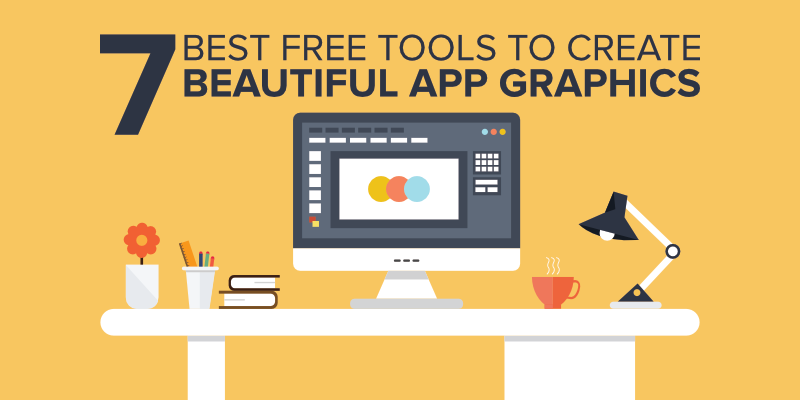 7 Best Free Tools to Create Beautiful App Graphics