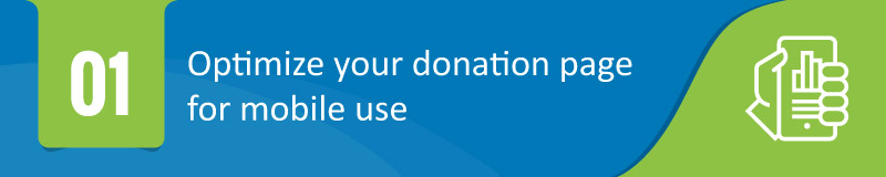 Optimize Your Donation Page for Mobile Use