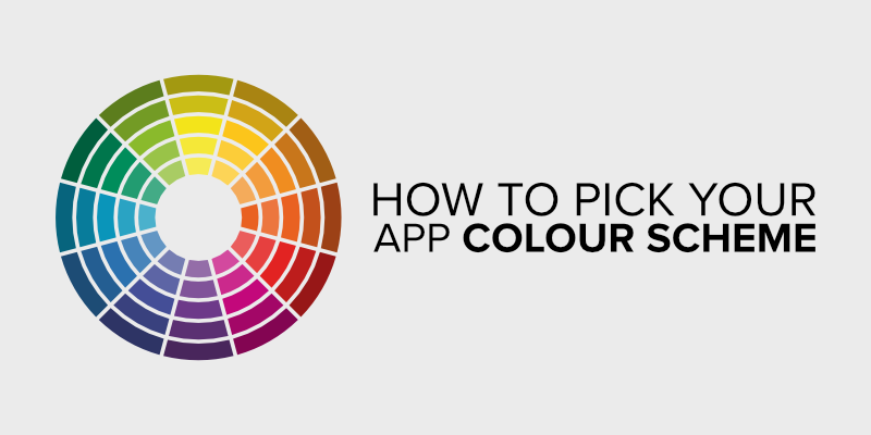 How to Pick Your App Colour Scheme