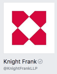 knight frank estate agent logo