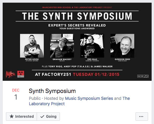 The Synth Symposium