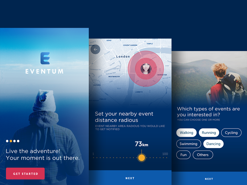 eventum app walkthrough