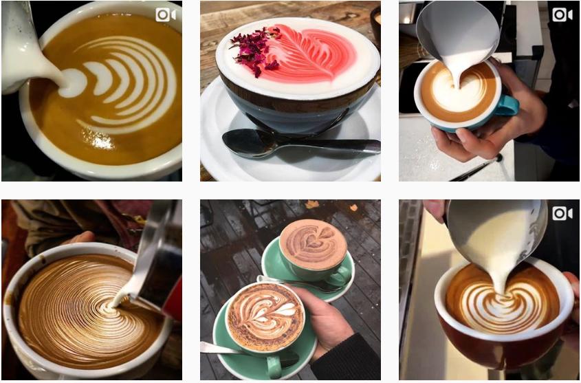 restaurant instagram presentation 1