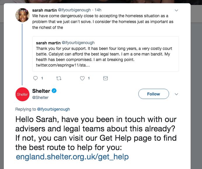 shelter tweet 3