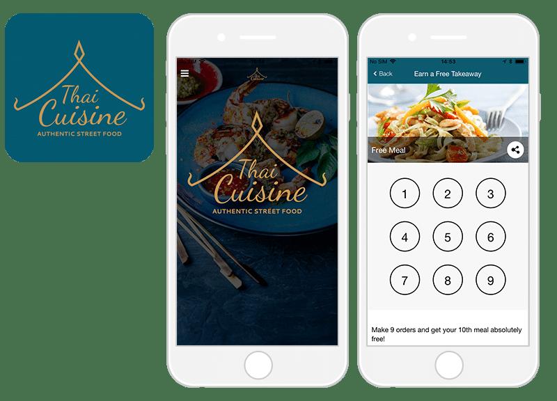 takeaway-app-branding