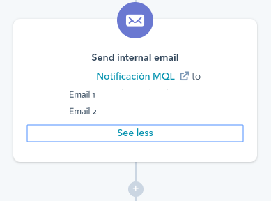 Send Internal Email