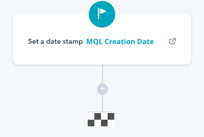 Set a Date Stamp Mql Creation Date