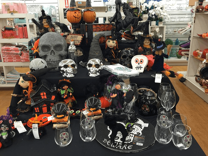 Halloween Marketing Decor