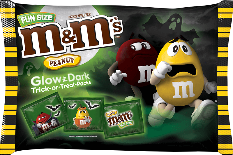 halloween marketing limited edition m&ms