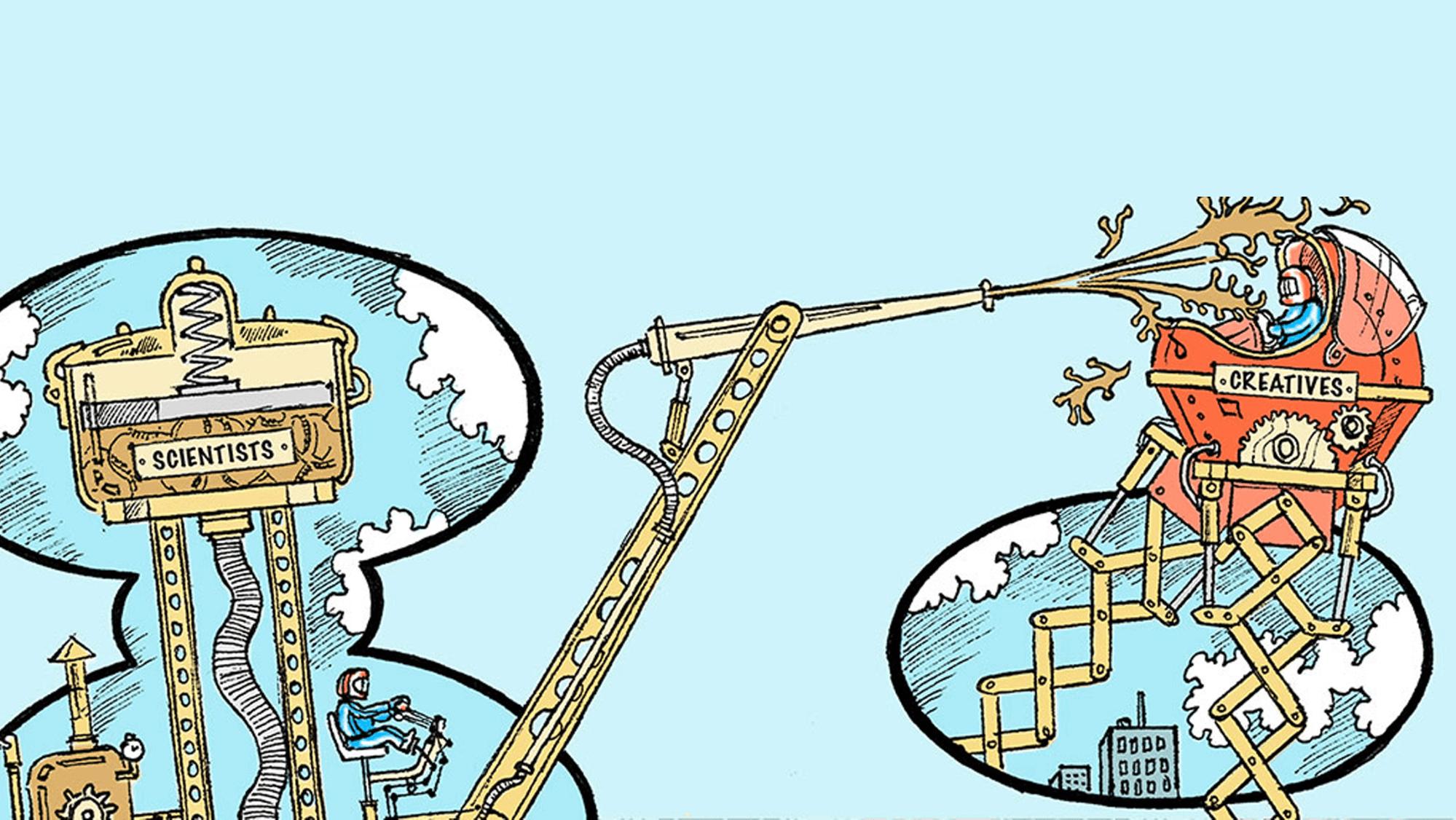 Science vs Creativity for App Ideas