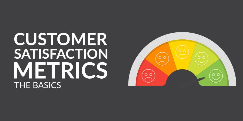 Customer Satisfaction Metrics: The Basics
