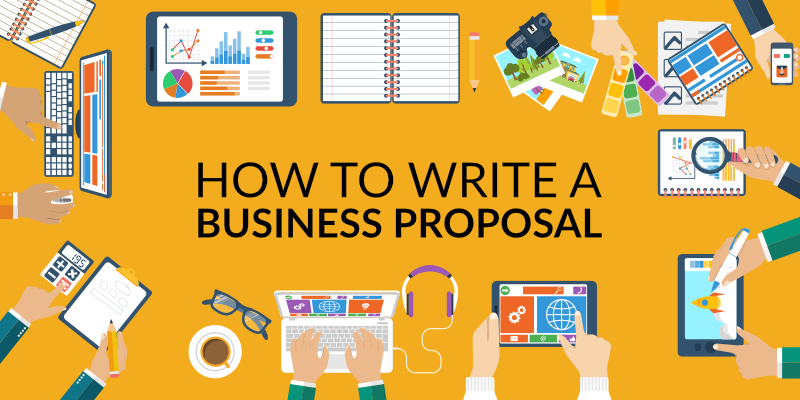 How to Write a Business Proposal in 2020: 6 Steps + 15 Free Templates