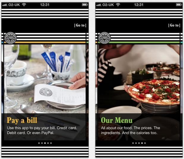 pizza express mobile app