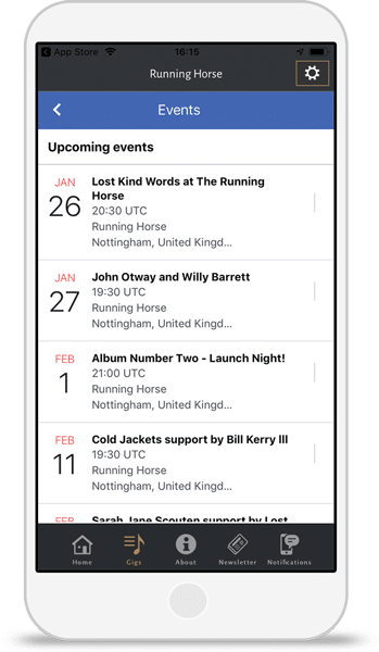 FacebookEvents-Integration