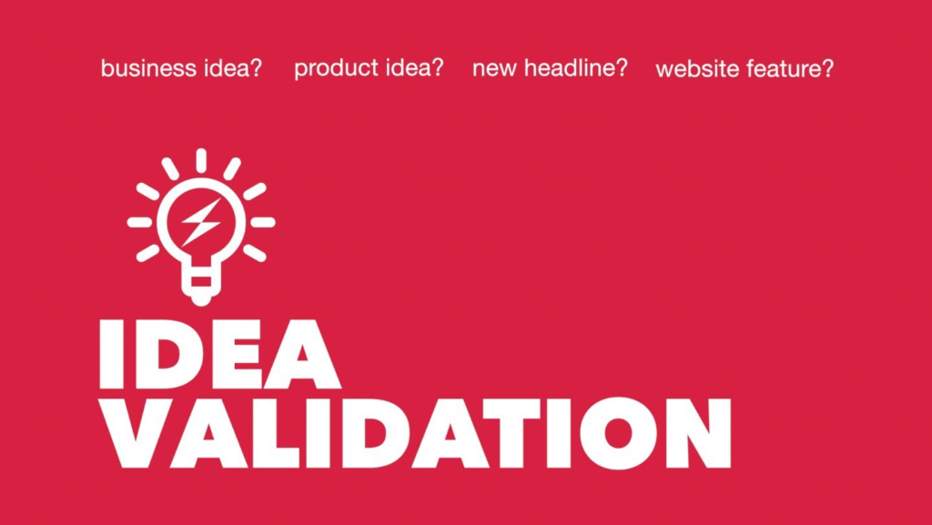 idea validation