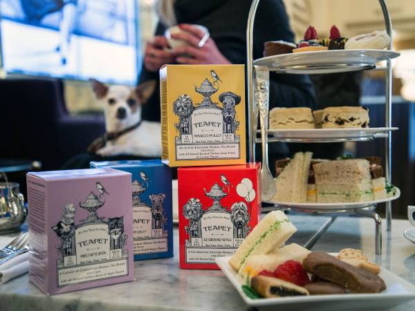 Afternoon Tea for Pets