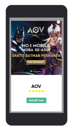 Interstitial Mobile Ad