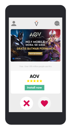 Native Mobile Ad