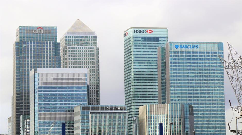 major UK banks