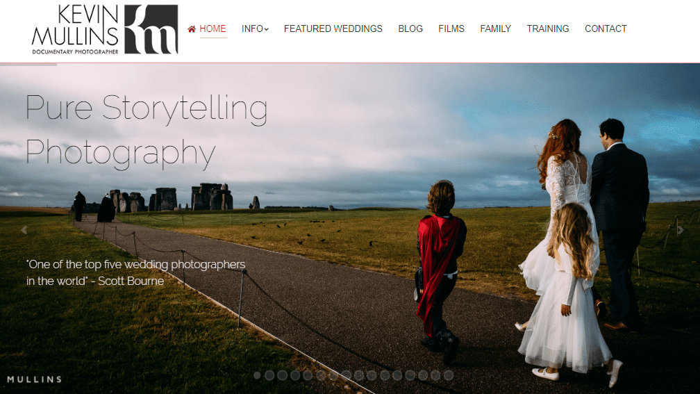 kevin mullins photography website