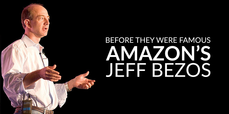 App Builders Before They Were Famous: Amazon's Jeff Bezos